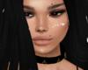 glossy skin