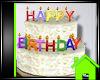 ! BIRTHDAY CAKE
