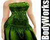 BBW Black Tie Emerald