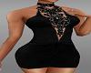 Wow Black Cocktail Dress