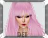 D| Pink Jaz Hair