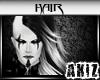 ]Akiz[ GothDemon Hair