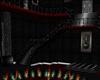 Vampire mansion poses