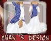CsD Royalblue dress