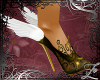 ~Z~PumpsWithWings~Gold~