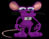 purple rat