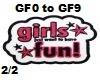 Girls fun (Euro) mix