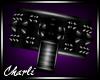 {CS}M Padlock Bracelet L