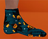Scarecrow Socks 2 (M)