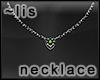 Necklace:Dr.Sh.II poison
