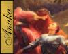 La Belle Dame Painting