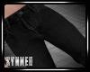 + Jeans - Black (M)