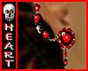 Elvin Style Earing Ruby