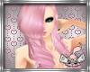 Fluttershy Pink Hair