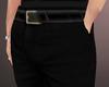 △ Black Formal Pants