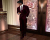 Fuschia Wedding Suit