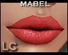 LC Mabel Summer Red Lips