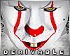 Evil Clown Head