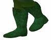 GREEN HERO BOOTS