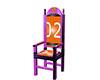 Medieval chair