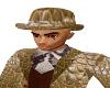 balla snake skin hat