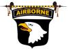101st airbone banner