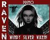 Primo WINDY SILVER VIXEN