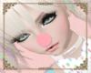 A: Pink clown nose