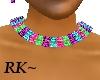 Rainbow Shine Necklace