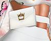 e White Belt Bag!