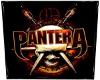 80s Pantera Band Poster