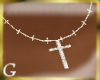 G-CrossNecklace