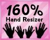 Hand Scaler 160%
