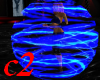 c2 Blue Rave Ball action