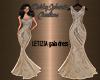 LETIZIA gala dress