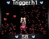 *SB* Heart Fountain