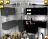A: Anim. Black Kitchen
