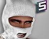 ! Ski Mask White