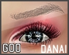 {G} Danai Brows Blonde D