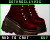Miss PennyWise Boots