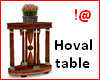 !@ Hoval table
