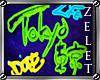 |LZ|Tokyo Graffiti
