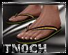 [T] Rasta Sandals II