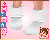✿ Kids White Socks