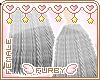 <3 Nyan Grey Fuzzy Boots