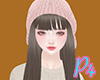 Knit Hat-PINK