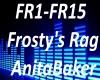 B.F Frosty's Rag