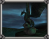 ~E- Perch Dragon Statue