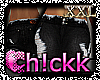 !C! XXL|Blk Listed Jeans