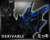 ! Blue Demon Chaos Claws